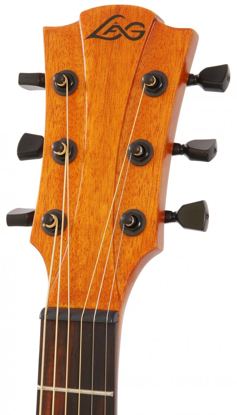 lag gla t66d acoustic guitar tramontane. Black Bedroom Furniture Sets. Home Design Ideas