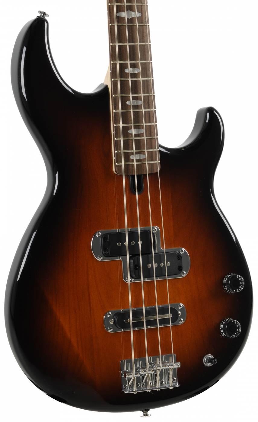 Yamaha bb424 tobacco sunburst bass guitar for Yamaha bb bass