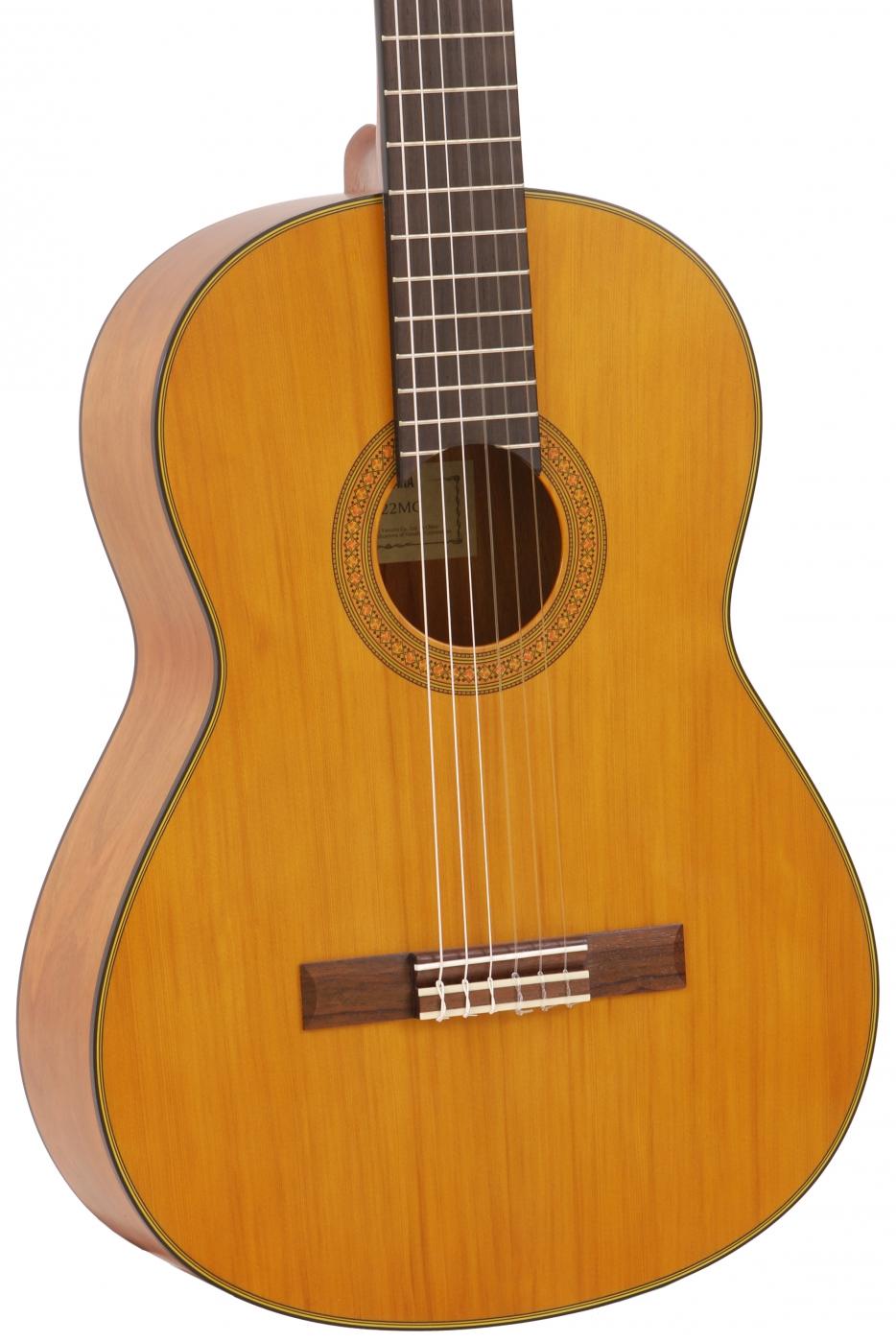 Yamaha cg122 mc classical guitar for Yamaha classic guitar