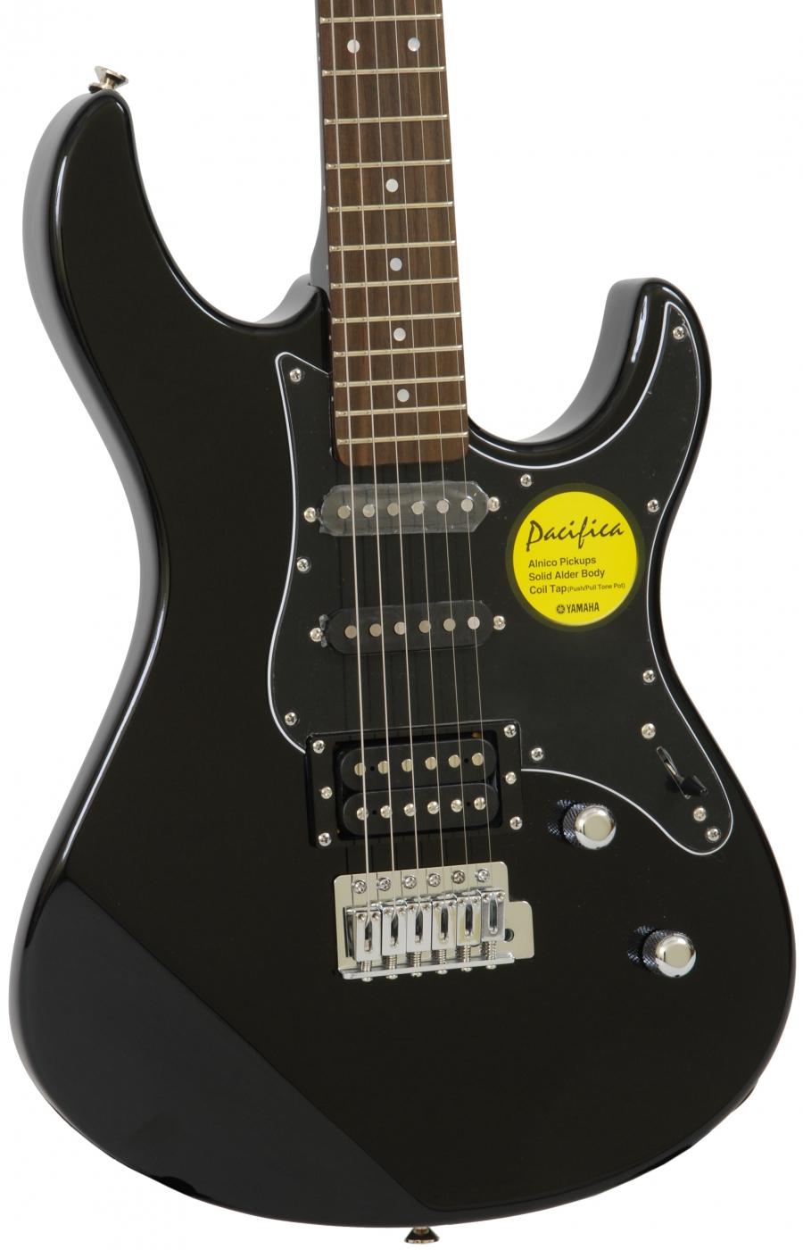 yamaha pacifica 112v cx bl electric guitar. Black Bedroom Furniture Sets. Home Design Ideas