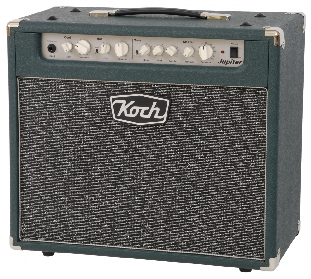koch jup45 c jupiter 3ch 45w 1x12 guitar amplifier. Black Bedroom Furniture Sets. Home Design Ideas