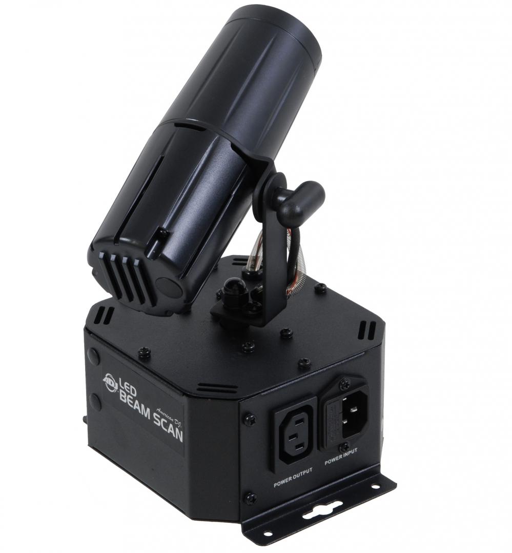 American DJ LED Beam Scan reflektor punktowy - obrotowy z DMX