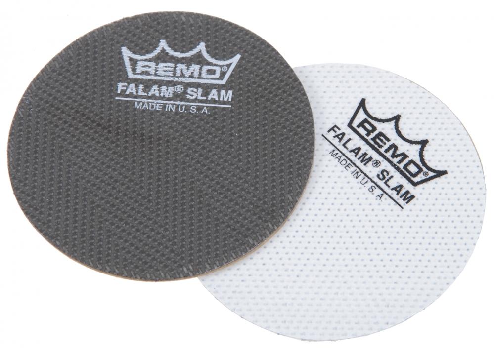 remo falam slam 2 5 single kick pad patch 2 pcs. Black Bedroom Furniture Sets. Home Design Ideas