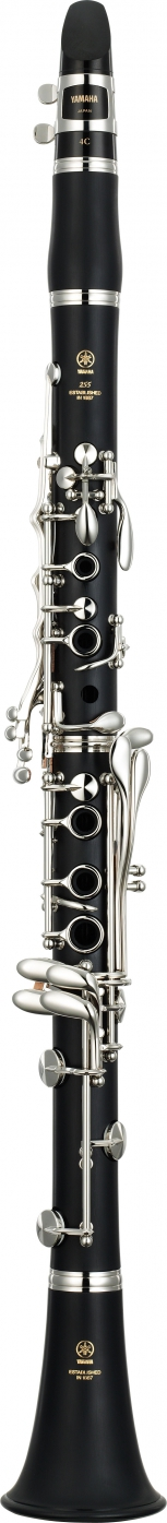 Yamaha ycl 255 n clarinet with clc200 e ii case for Yamaha ycl 255