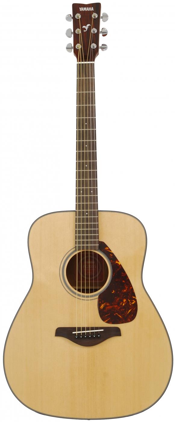 yamaha fg 700 s acoustic guitar