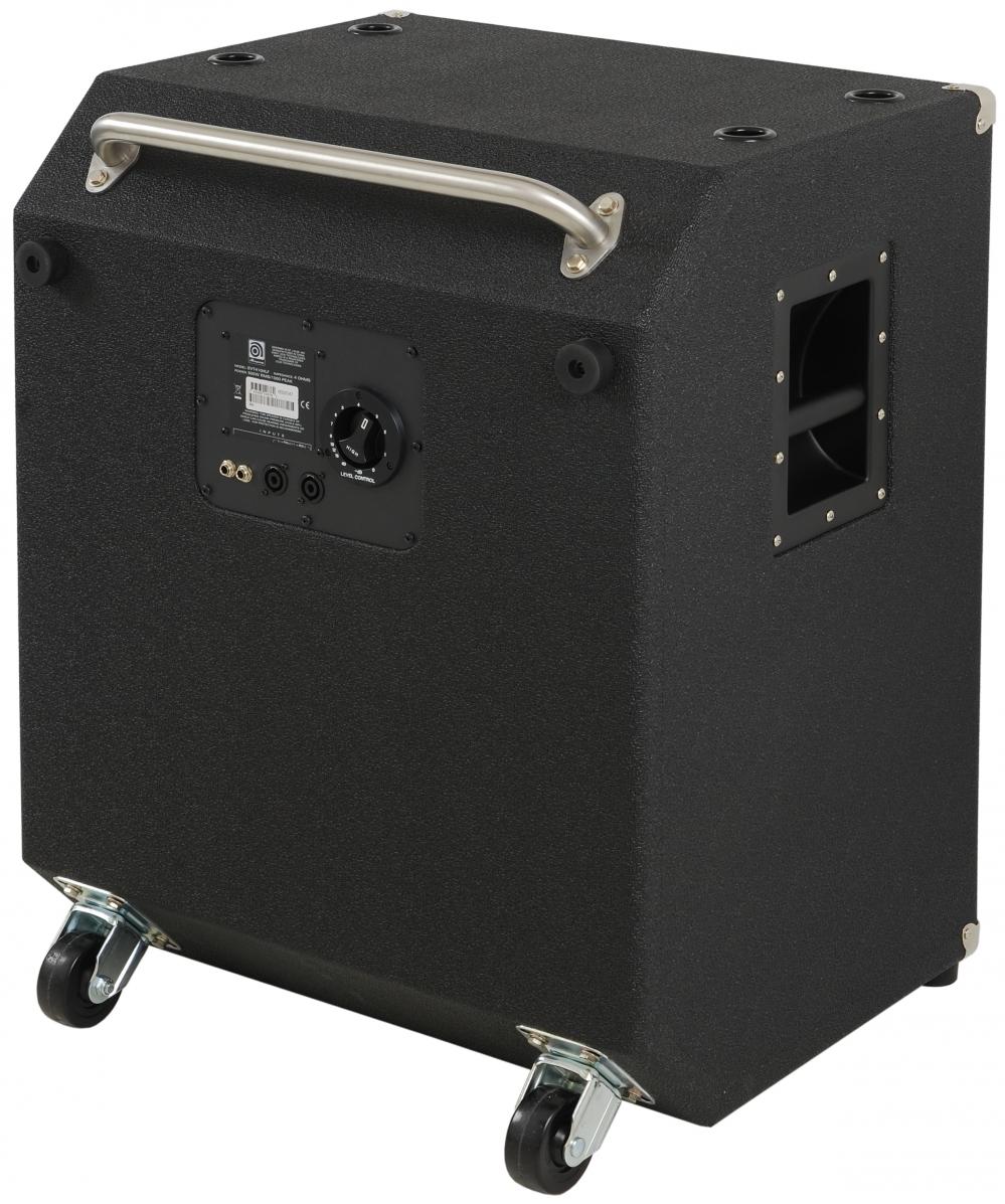 ampeg svt410 hlf bass guitar speaker cabinet. Black Bedroom Furniture Sets. Home Design Ideas