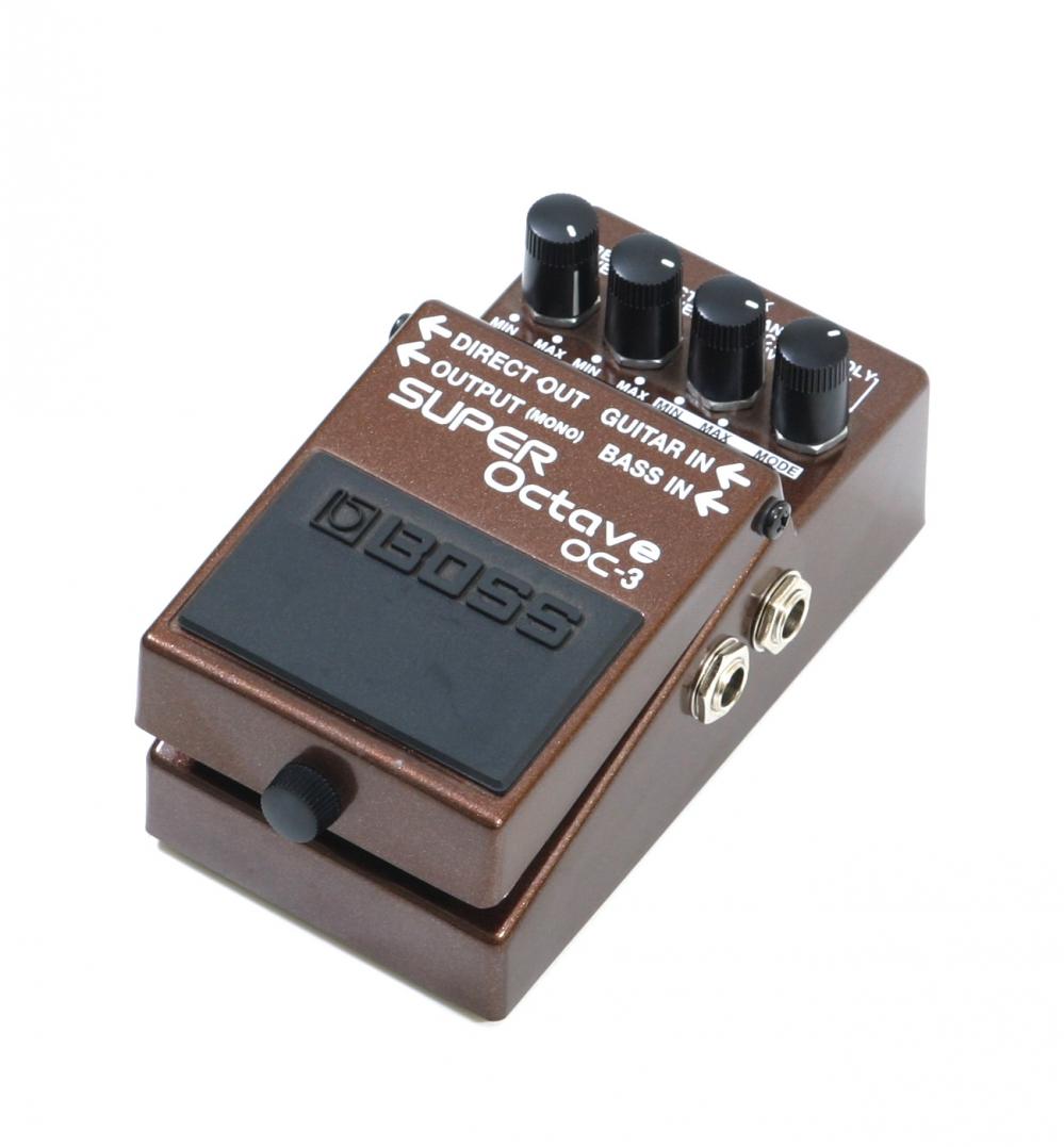 Boss OC-3 SUPER Octave Pedal | Guitar Center
