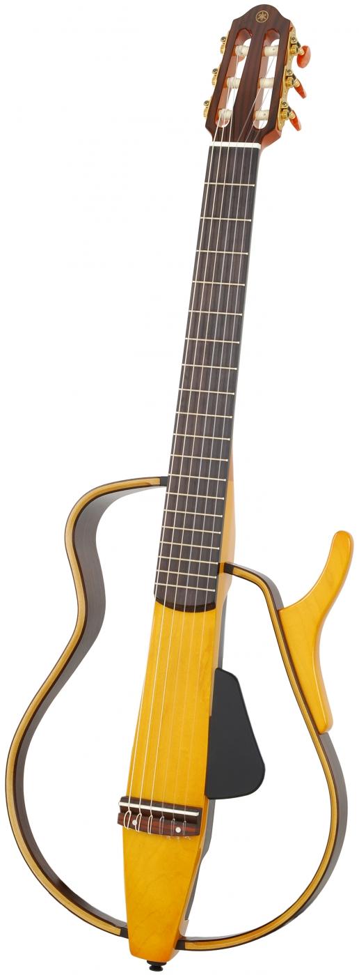 Yamaha slg 130 nw light amber burst silent guitar for Yamaha silent guitar slg130nw