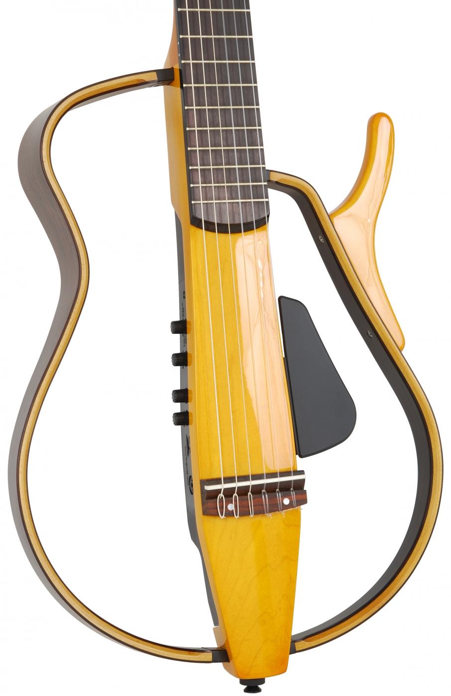 yamaha slg 130 nw light amber burst silent guitar. Black Bedroom Furniture Sets. Home Design Ideas
