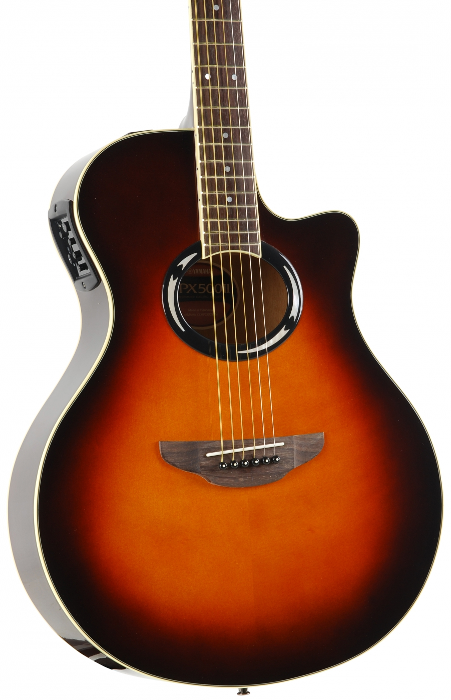 yamaha apx 500 ii ovs acoustic electric guitar. Black Bedroom Furniture Sets. Home Design Ideas