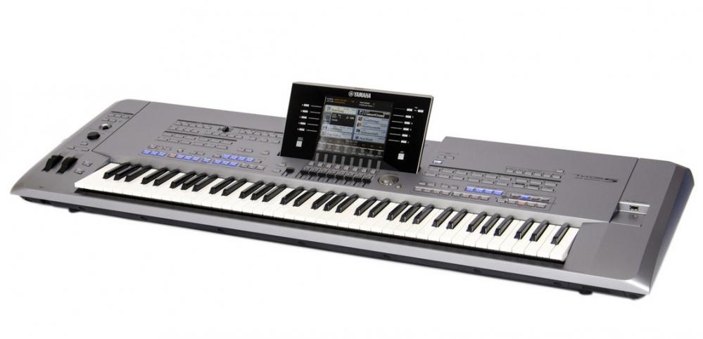 yamaha tyros 5 76 keyboard. Black Bedroom Furniture Sets. Home Design Ideas