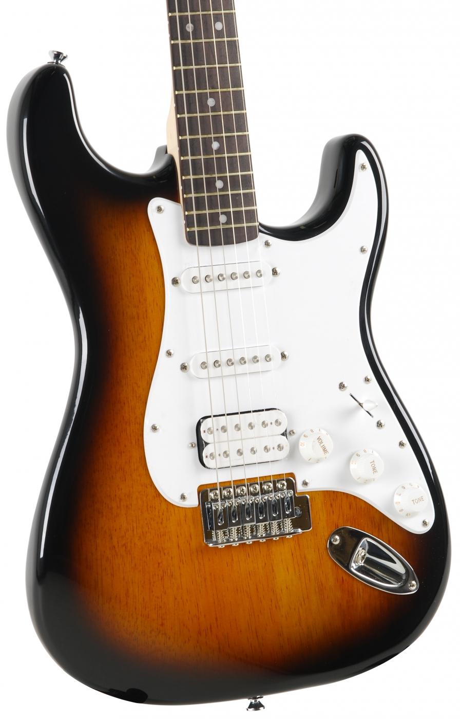 fender squier bullet w trem bsb electric guitar. Black Bedroom Furniture Sets. Home Design Ideas