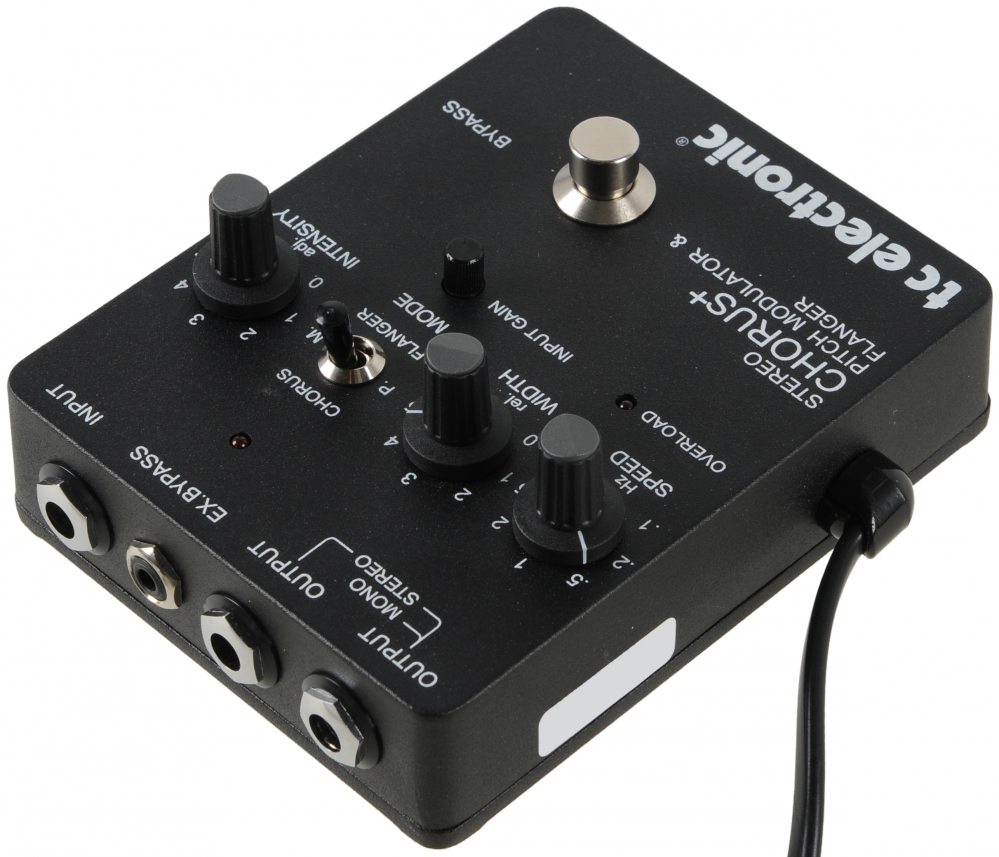 tc electronic scf stereo chorus flanger guitar effect pedal. Black Bedroom Furniture Sets. Home Design Ideas