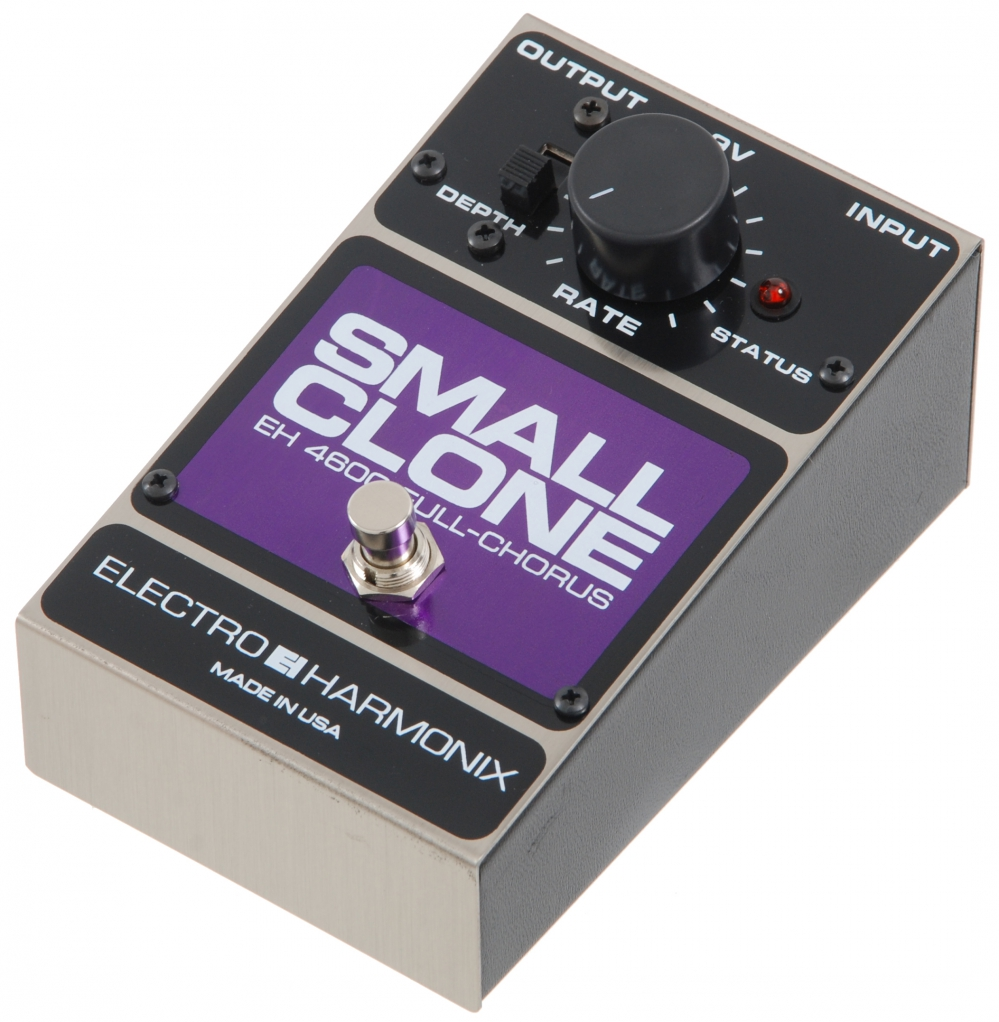 electro harmonix small clone guitar effect usa. Black Bedroom Furniture Sets. Home Design Ideas