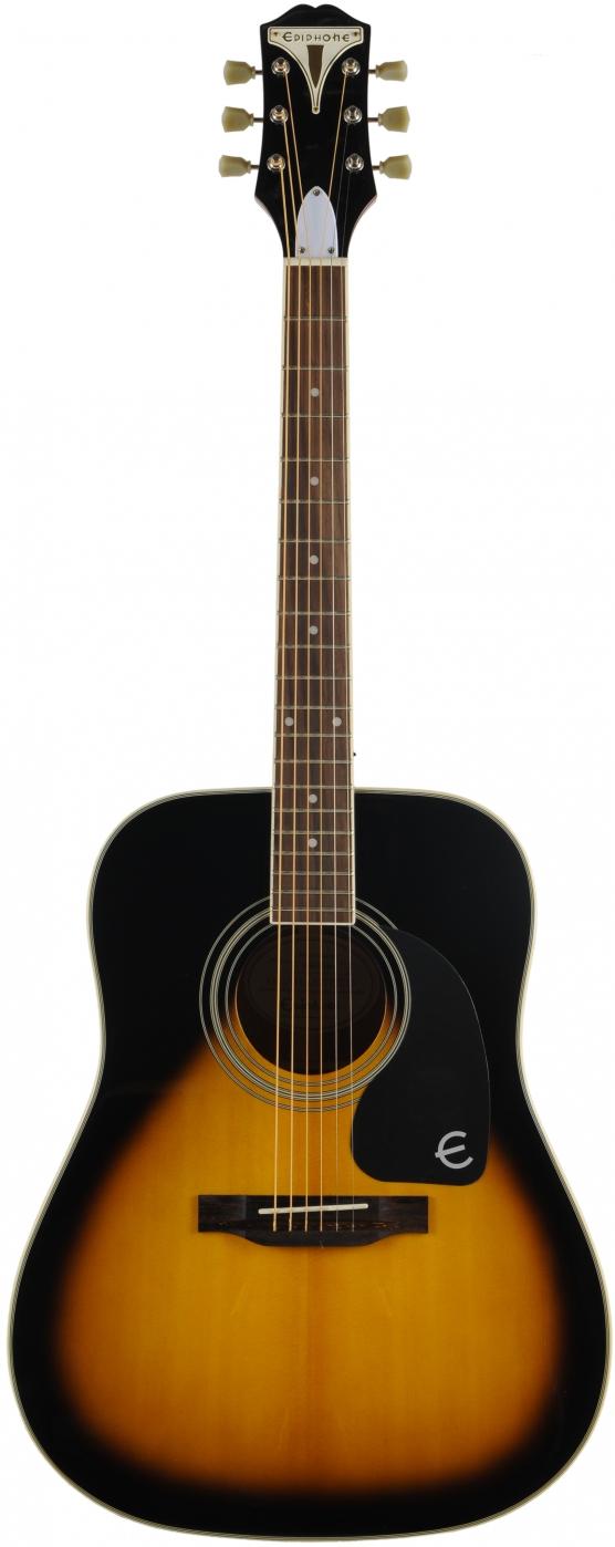 epiphone pro 1 plus acoustic vs electric guitar. Black Bedroom Furniture Sets. Home Design Ideas