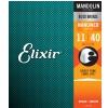 Elixir 11525 Medium 11 Mando 8020 NW mandolin strings