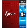 Elixir 11600 Light 09-20 PW banjo strings