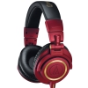 Audio Technica ATH-M50X RD (38 Ohm) Limited Edition closed headphones