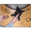 Kelly Shu Flatz Bass Drum Mount B91 microphone shock mount