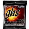 GHS Bass Boomers - Bass String Set, 4-String, Medium, .045-.105, Extra Long Scale
