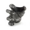 GuitarGrip Male Hand, Pewter Silver Antique, Right