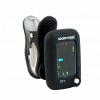 RockTuner CT 7 - Chromatic Clip-on Tuner - Black