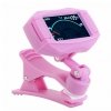 RockTuner CT 8 - Chromatic Clip-on Tuner, pink