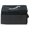 RockCase Soft Light Case - Mixer Rack 3HE / 3HU, black, 49,5 x 27 x 41 cm / 19 1/2 x 10 5/8 x 16 1/8