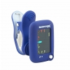 RockTuner CT 7 - Chromatic Clip-on Tuner - Blue