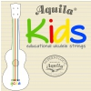Aquila Kids - Multi Color Educational Ukulele Strings