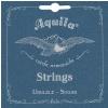 Aquila Sugar Ukulele String Set, Concert, high G