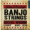 Banjo Nickel Strings Light 5 string