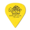 Dunlop 412P Tortex Sharp guitar pick 0.73mm