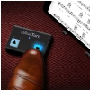 IK Multimedia iRig BlueTurn Backlit silent Bluetooth page turner for iPhone, iPad, Mac and Android