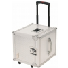 Rockcase RC-27165-A Flight Case - DJ Record Trolly for 100 Lps, futerał na płyty winylowe
