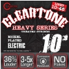 Cleartone Electric EMP Strings, Monster Heavy electric guitar strings