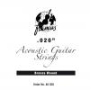 Framus Bronze - struna pojedyncza do gitary akustycznej .020, wound