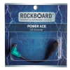 RockBoard Power Ace: Plug Converter (Line 6)  - 2.1 x 5.5 mm to 2.5 x 5.5 mm barrel plug