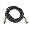 RockCable przewód mikrofonowy  - XLR (male) / XLR (female), color coded - 9 m / 29.5 ft.