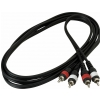 RockCable Patch Cable - 2 x RCA to 2 x RCA - 1.8 m / 5.9 ft.