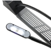Adam Hall 87463 LED Gooseneck Racklight - 2 Goosenecks