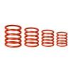 Gravity RP 5555 RED 1 uniwersalny zestaw pierścieni Gravity, czerwony