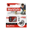 Alpine WorkSafe earplugs (pair)