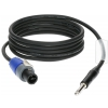 Klotz SC1-SP05SW pro speaker cable 2 x 1,5 mm² with speakON F and Neutrick jacks