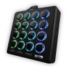 DJ TECHTOOLS - MIDI FIGHTER 3D BLACK hi quality midi controller