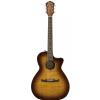 Fender FA-345 CE Auditorium Tea BST electric acoustic guitar