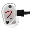 Fender Iem Nine Olympic Pearl earphones