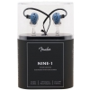 Fender Iem Nine 1 Gun Metal Blue earphones