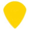 D Grip Jazz 0.88mm yellow guitar pick