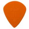 D Grip Jazz 1.00mm orange guitar pick